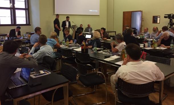 47. Sitzung des Jenaer Stadtrats. - Bildrechte: MediaPool Jena