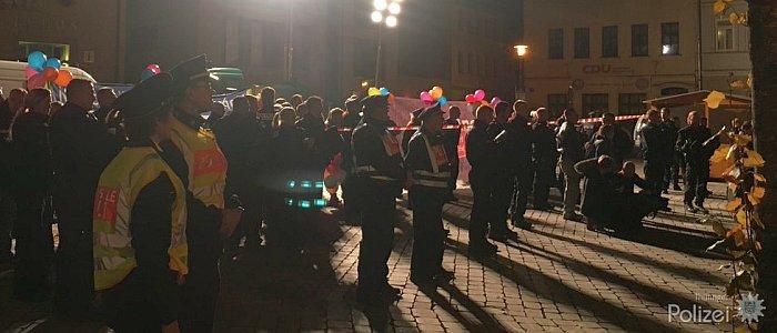 Bildrechte Thüringer Polizei twitter