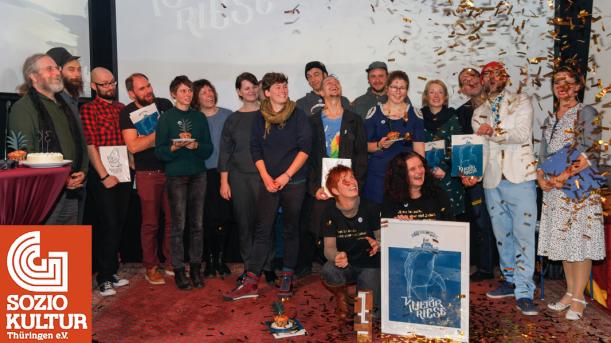 LAG Soziokultur Thüringen - KULTURRIESE 2018 - Die Nominierten