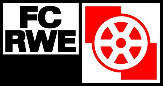 Das RWE Logo in abgewandelter Form