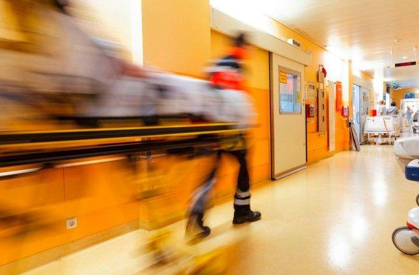 Die Zentrale Notaufnahme am Universitätsklinikum Jena - Bildquelle UKJ