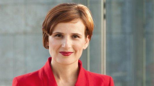 Katja Kipping, Bundesvorsitzende DIE LINKE. - Bildrechte DIE LINKE