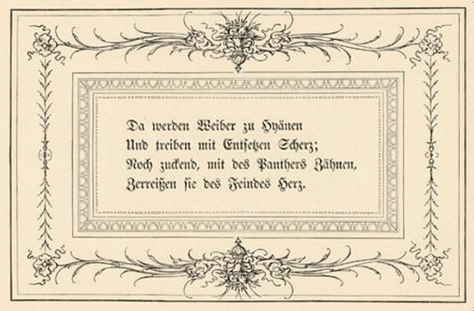 Schiller-Zitat