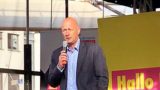 Thomas L. Kemmerich am 19.09.2019 in Jena - Bildrechte MediaPool Jena