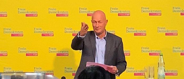 Thomas L. Kemmerich am 25.01.2020 in Jena - Bildrechte MediaPool Jena