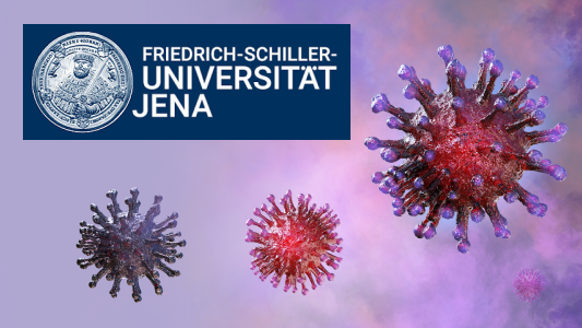 Das neue Logo mit neu gesetzter Wortmarke der Friedrich-Schiller-Universität Jena + AdobeStock#317573300