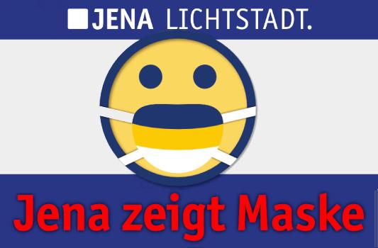 Jena zeigt Maske Teaser 1