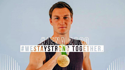 #Jena2020 - #WeStayStrongTogether