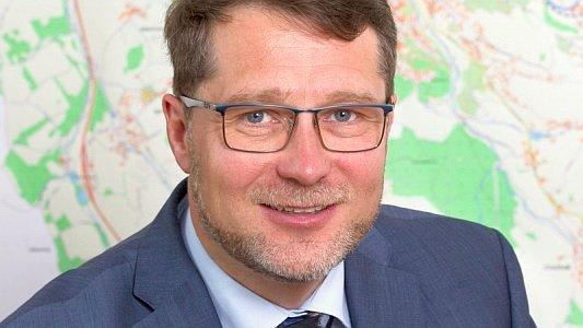 Plauens Baubürgermeister Levente Sarközy. - Foto Stadt Plauen