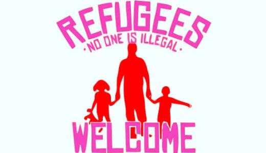 Refugees Weilcome - Symbolbild © MediaPool Jena