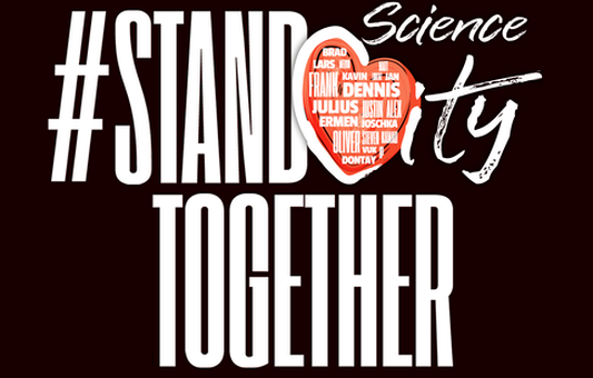 ScienceCity #StandTogehter