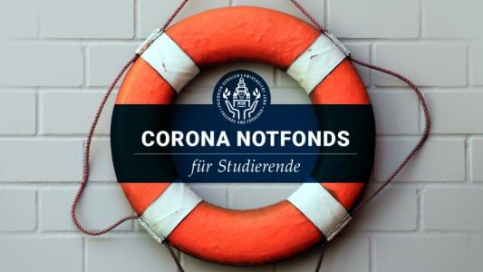 Corona Notfonds Symbolgrafik