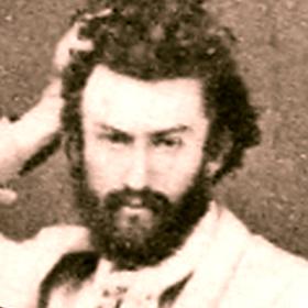 Nikolai Miklucho-Maclay in den 1860ern. - Foto Sammlung Hoßfeld
