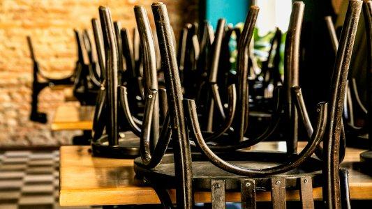 Stühle hoch - Foto NGG