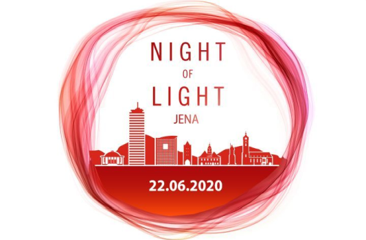 Jenas Night of Light Logo ©LK AG P. Mühlfriedel – skop media
