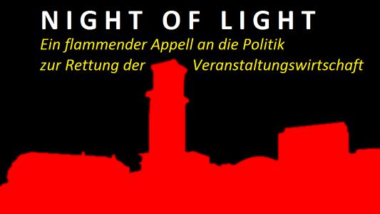 Night of Light 2020 Symbolgrafik