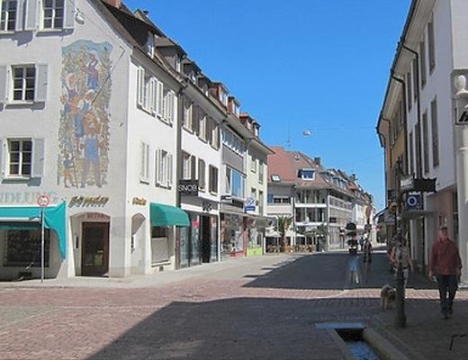 17 TAGE EUROPA - Freiburg im Breisgau 01.08.2002