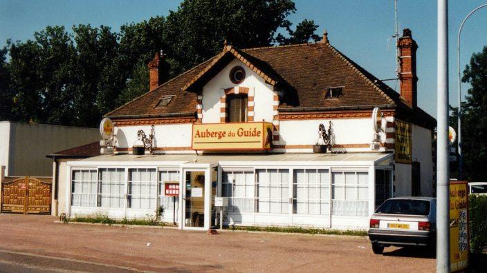 17 TAGE EUROPA - L'Auberge du Guide, 71100 Saint-Rémy - 30.07.2002