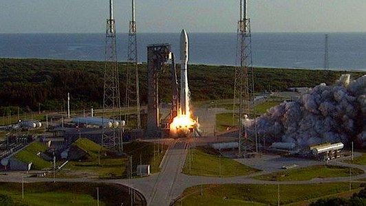 Der Start des Mars-Rovers Perseverance durch eine Atlas-Rakete erfolgte am 30.07.2020. - Foto NASA