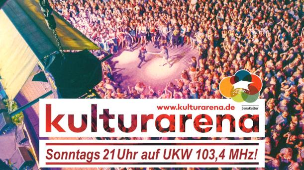 Kulturarena - Jeden Sonntag im Radio - Teaser
