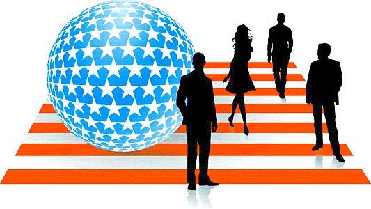 USAt Starbowl Stripes Strip People by scusi - AdobeStockLicense#17006515
