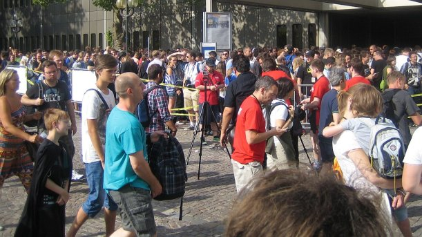 17 TAGE EUROPA - Dortmund 27.07.2013